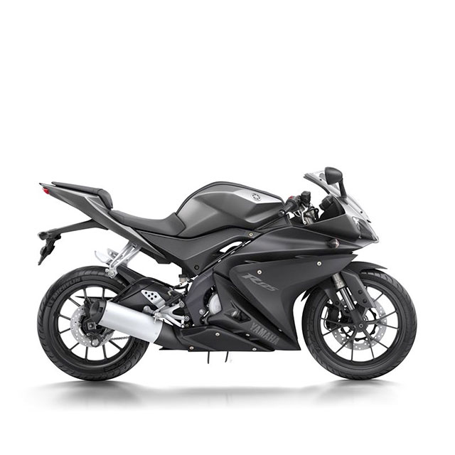radical racing gp carbon yzf r125 auspuff vergleich. Black Bedroom Furniture Sets. Home Design Ideas